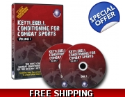 Kettlebell Conditioning for Combat Sports DVD - Volume 1