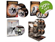 The Ultimate Kettlercise Kettlebell Workout DVD Package