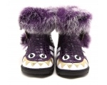 Wild Thing - Purple - toddler boots