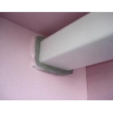 Intumescent Vent Duct Sleeve