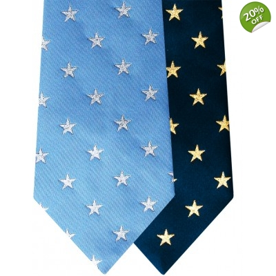 Star Tie Purple / ..
