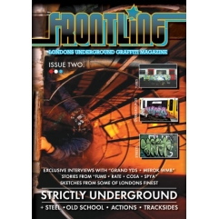 Frontline Magazine issue 2
