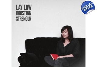 Brostinn Strengur CD - sold out at the moment