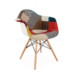 Eames DAW chair patchwork