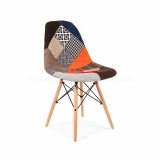 Fabric Chair DSW Patchwork