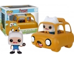 Adventure Time POP! Rides Vinyl Vehicle with Fig..