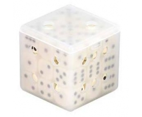 Games Workshop Dice Cube - Ivory