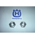 Husqvarna rear wheel nuts