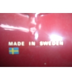Husqvarna made in Sweden decal