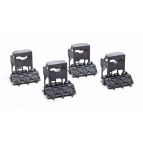Heavy Weapon Tower Pack of 4 Details