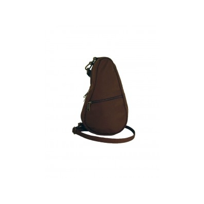Healthy Back Bag Mikrofaser Chocolate Large Baglett