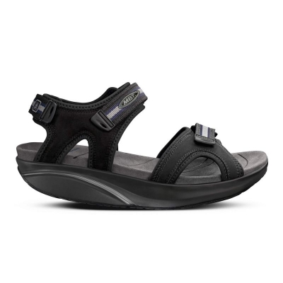 MBT Saka 6 Sport Sandal black/grey