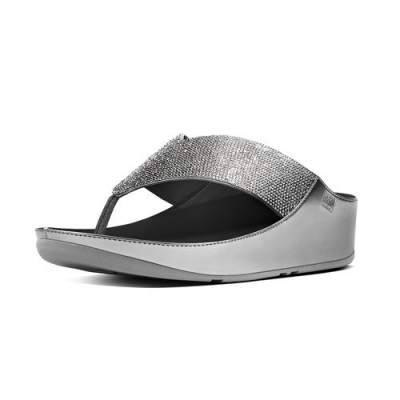 Fitflop Crystall Pewter