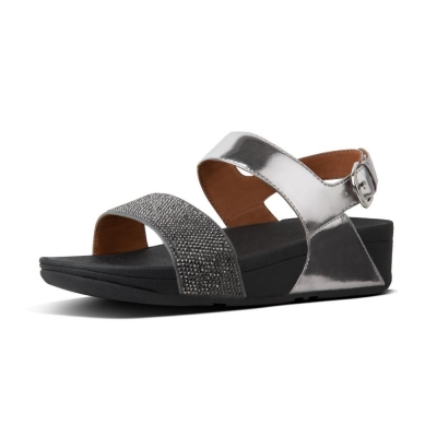 Fitflop Ritzy Sandal Pewter