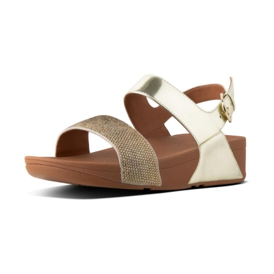 Fitflop Ritzy Sandal Gold