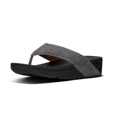 Fitflop Ritzy Pewter