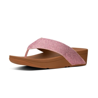 Fitflop Ritzy Pewter Dusky Pink