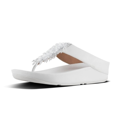 Fitflop Rumba Urban White