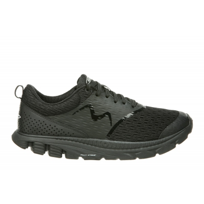 MBT Speed 18 M Lace Up Black