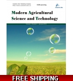 Modern Agricultural Science and Technology
