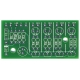 Spluffer - Buffered signal splitter PCB
