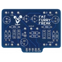 Fat Furry Freak - board-mounted p..