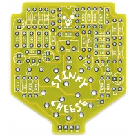 Stinky Cheese Fuzz PCB
