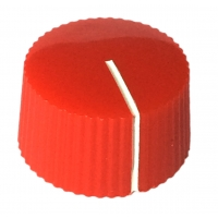 20mm Low Profile Knurled Plastic ..