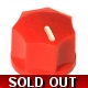 14mm Micro MXR-Style Knob - Red