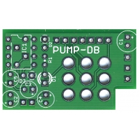 Charge Pumped Daugherboard PCB