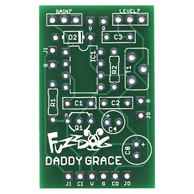 FuzzPup Daddy Grace Drive/Distortion