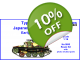 Type 94 TK Japanese light tank Early version 1/16
