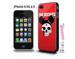 THE DICKIES - LOGO - iPHONE CASE
