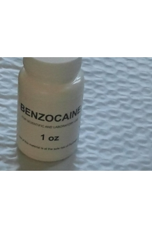 Benzocaine HCL Pure Powder Made In USA Not China