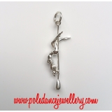 Pole Dancer Pendant