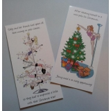Pole Dancer Xmas Cards