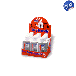 Dry Hands box of 12