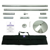 X-pole Stainless Steel Expert Spinning..