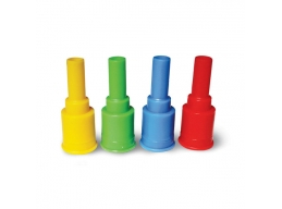 One-Way Air Valves 4 Pack