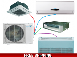 Aircon Multi Split Series Custom Build Your Own System