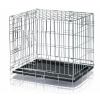 Galvanized Wire Crate - Trixie