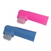 Pet Finger Toothbrush Set