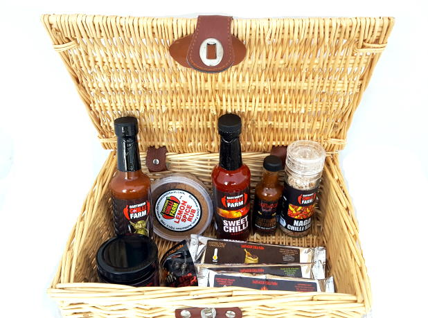 Dartmoor chilli hamper