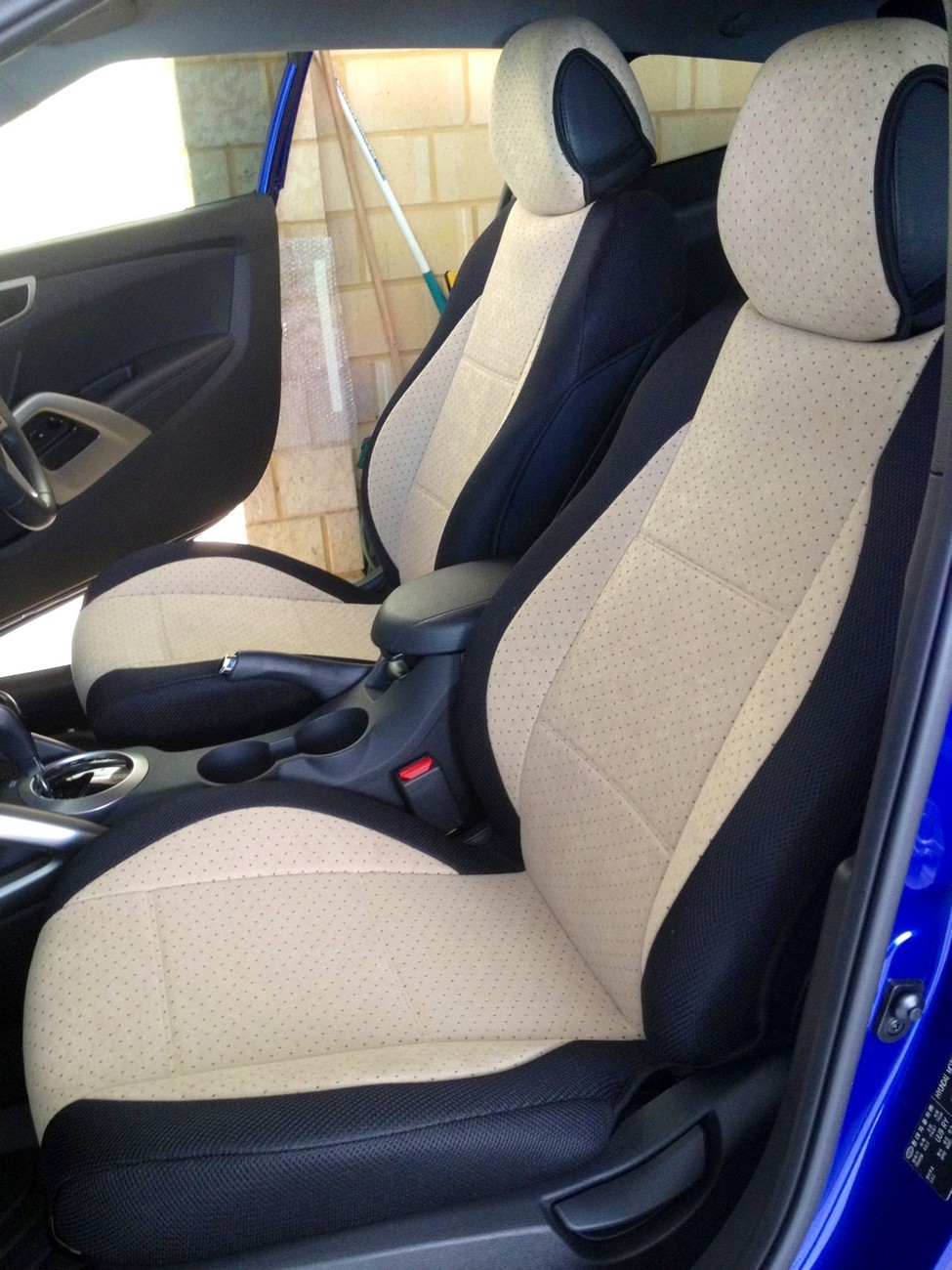 High Quality Custom Car Seat Covers For Mercedes Clk