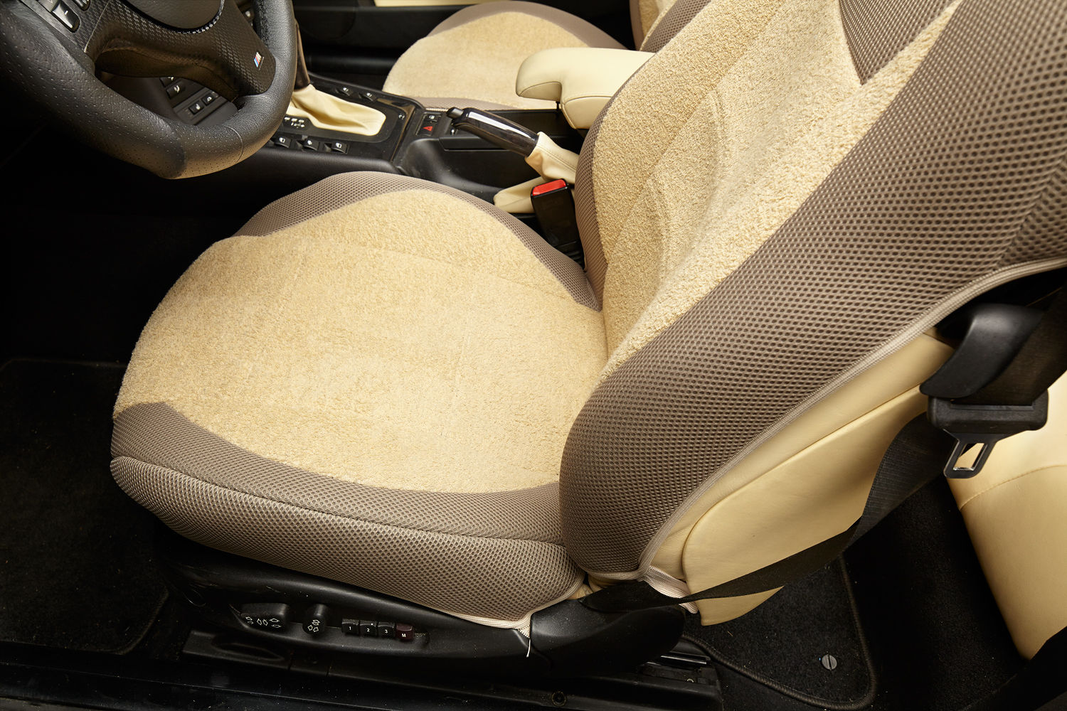 High Quality Custom Car Seat Covers For Bmw Convertible