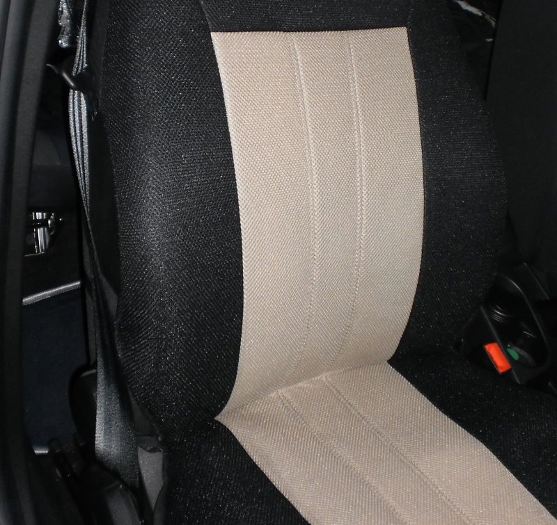 High Quality Custom Car Seat Covers For Fiat 500