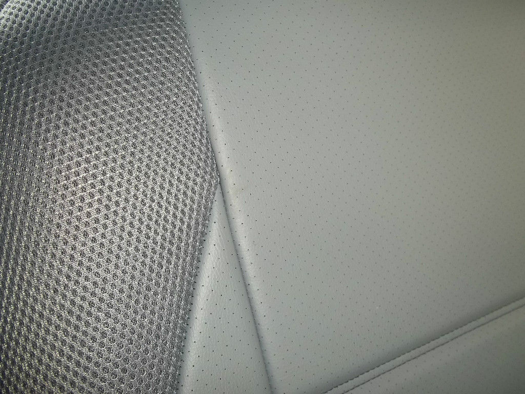 Fits Mercedes SLK 1996 2004 Leatherette Two Car Seat Covers