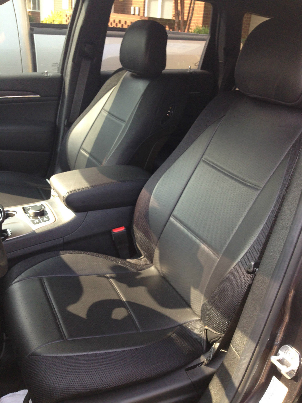 ... Fits BMW X5 Leatherette Two Front Custom Car Seat Covers ...
