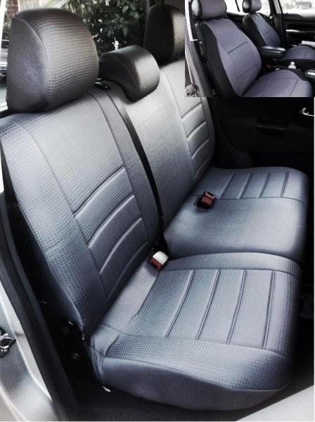 for vw amarok diamond front & rear custom car seat covers