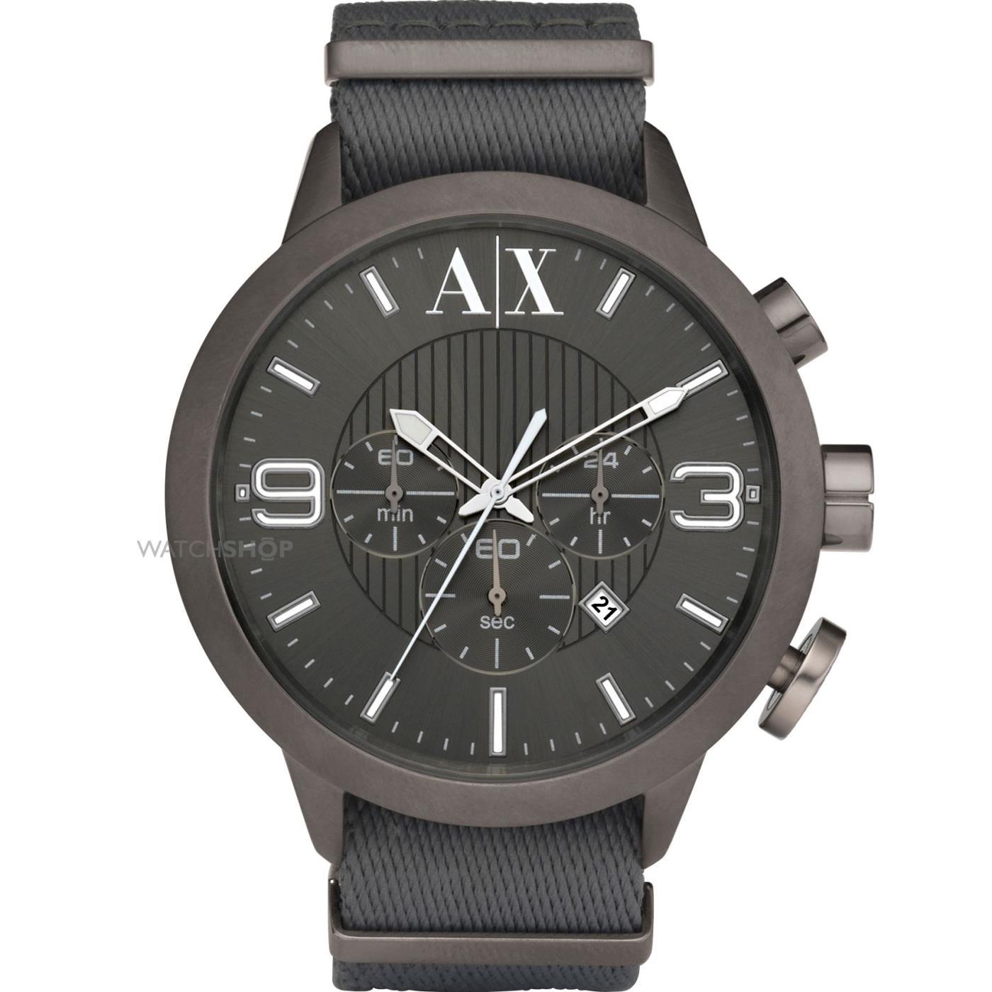 5369c3f50 Armani Exchange Active Chronograph Mens Watch AX1146